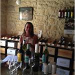 Wine tasting at Chateau de Carmasac, Bordeaux