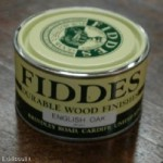 Wood wax care for antiques